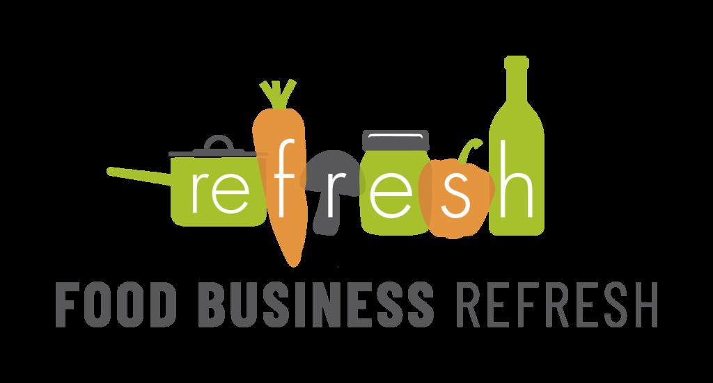 Food Business Refresh program logo
