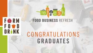 66 B.C. Food Processors Graduate from Refresh Program