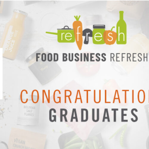 66 B.C. Food Processors Graduate from Refresh Program