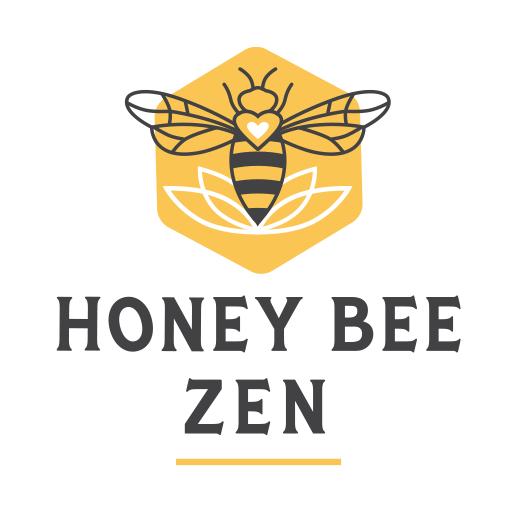 Honey Bee Zen logo
